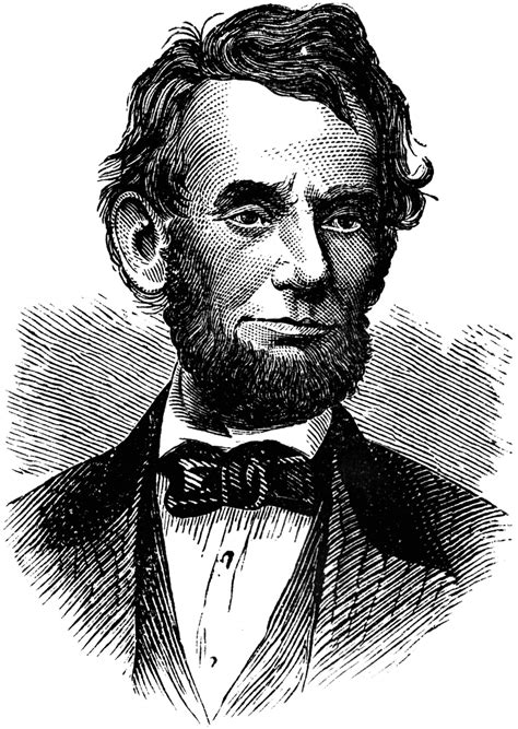 Abraham Lincoln   ClipArt ETC