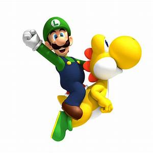New Super Mario Bros. Wii - Character Art - Pure Nintendo