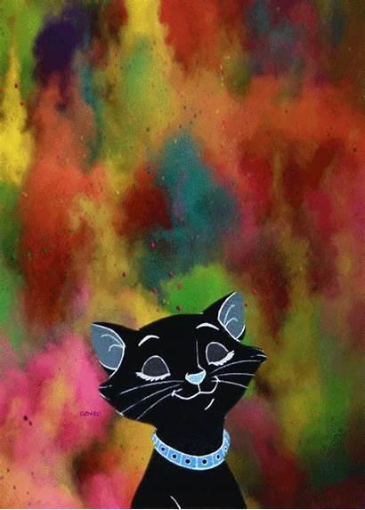 Trippy Weed Smoke Cat Kush Shrooms Marijuana