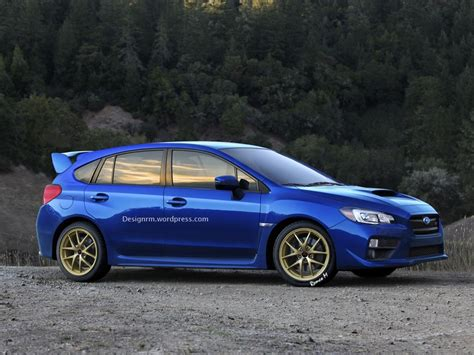 subaru  build wrx hatchback