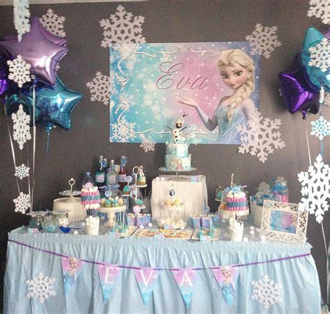 deco reine des neiges anniversaire idee deco anniversaire reine des neiges