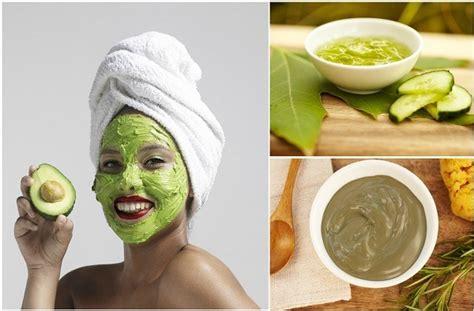 homemade face mask recipes  fix  skin problems