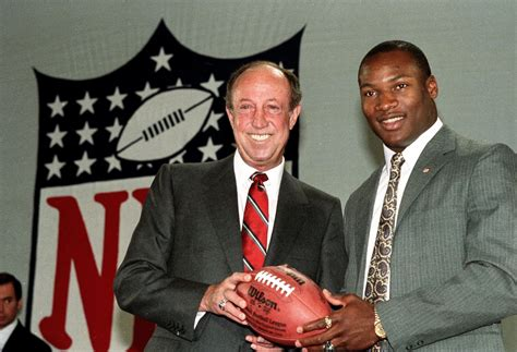 NFL Draft Day Through the Years Photos   Image #3 - ABC News