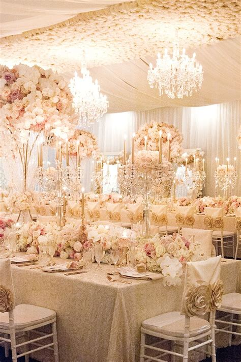 1000 Ideas About Blush Wedding Reception On Pinterest