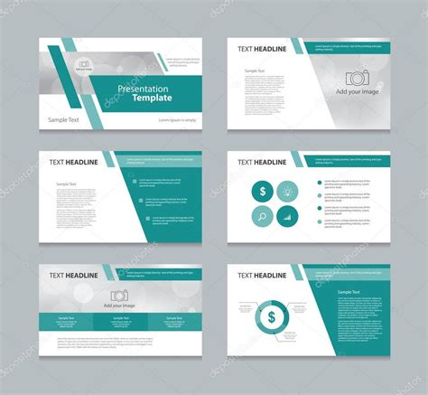 page  layout design template  info graphic