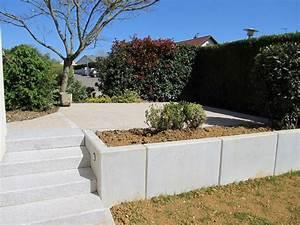Terrasse Avec Muret : ma onnerie de jardin dans le doubs duchesne jardins ~ Premium-room.com Idées de Décoration
