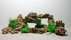 Terrarium Steine Kaufen : aquarium deko natursteine drachenstein in braun ~ Michelbontemps.com Haus und Dekorationen