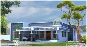 home designes 1990 sq ft single floor 4 bhk modern home designs home