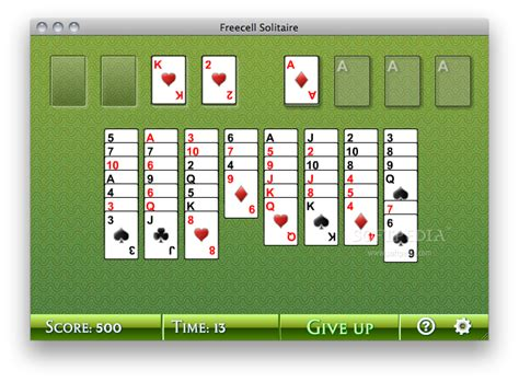 Freecell Solitaire Download Mac