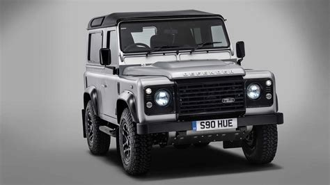 land rover defender coming    body styles