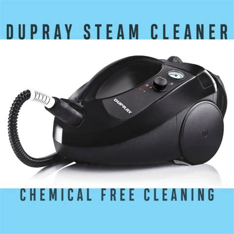 dupray professional steam cleaner  rent steam