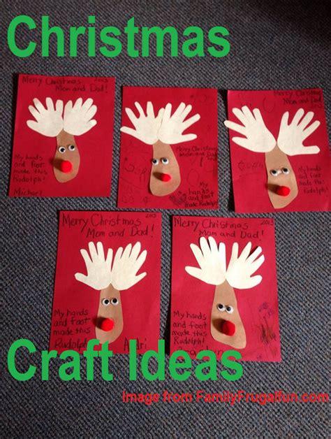 Kindergarten Christmas Craft Ideas  Family Finds Fun