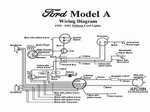 Model T Ford Forum Wiring Diagrams And Wire Gauges Also A Diagram