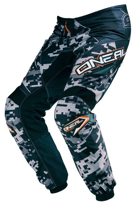 camo motocross gear o neal element digi camo pants revzilla