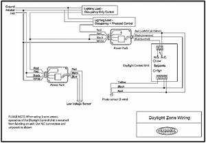 Daylight Zone Wiring  58847
