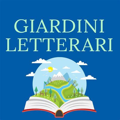 paolo giardini quot giardini letterari quot ritorna con un nuovo ospite paolo