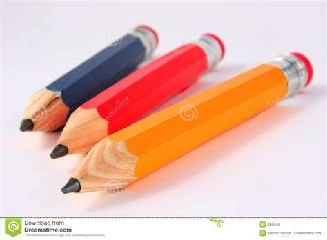 jumbo pencils stock image image of write draw 768 | jumbo pencils 343445