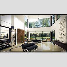 Modern House Interior Wip 1 By Diegoreales On Deviantart