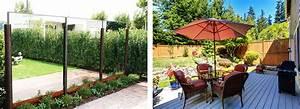 Vermieter Garten Betreten : sichtschutz ideen f r die terrasse ~ Lizthompson.info Haus und Dekorationen
