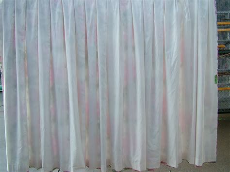 How Much Does It Cost To Dry Clean Lined Curtains