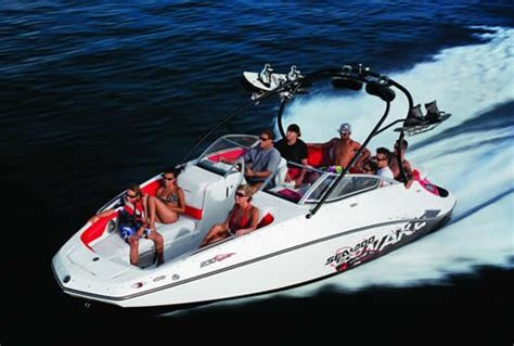 Sea Doo Islandia Jet Boat by Sea Doo Boatdealers Ca Article