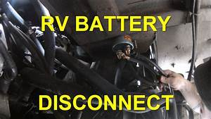 Installing Battery Disconnect Switch In Rv