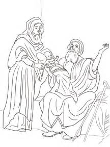 baby jesus   temple coloring page supercoloringcom