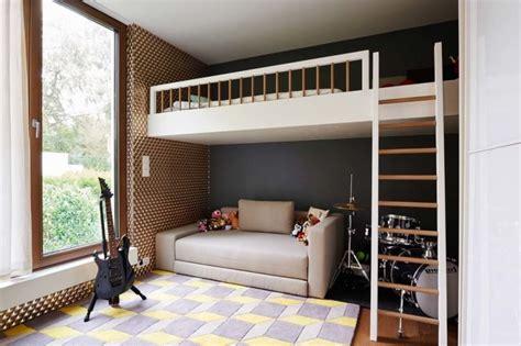 Kinderzimmer Ideen Hochbett by Hochbett Selber Bauen Ideen
