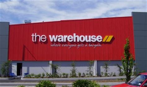 the warehouse struck by margin squeeze topnews new zealand