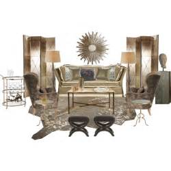 Living Room Accessories Set
