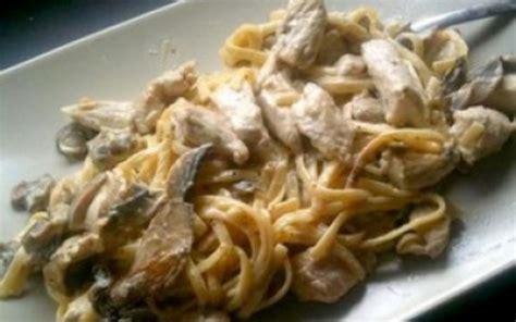 recette tagliatelles au poulet chignon 224 la moutarde 233 conomique et simple gt cuisine 201 tudiant