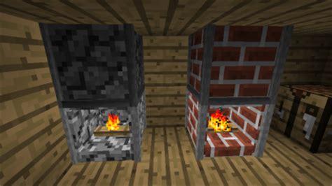 fireplace block minecraftfr