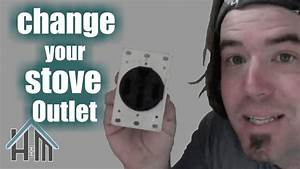 How To Install Replace Stove Outlet  220  Easy  Home
