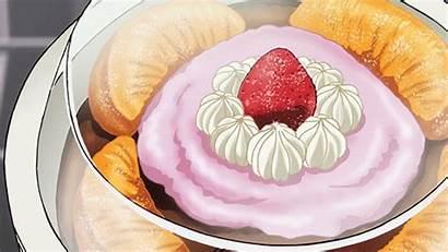 Anime Dessert Desserts Afternoon Snack Mag