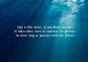 Motivational Quotes About Water