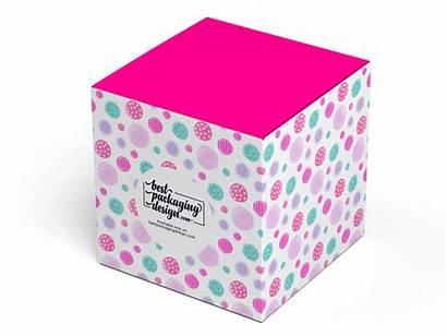 Box Mockup Psd Packaging Dribbble