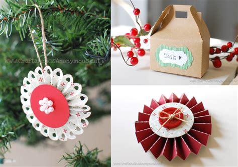 favorite paper ornaments
