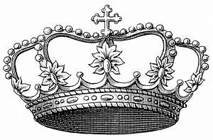 Queen Crown Clipart - Clipart Suggest
