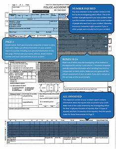 How To Read Accident Report   Nyc Auto Attorney Jonathan