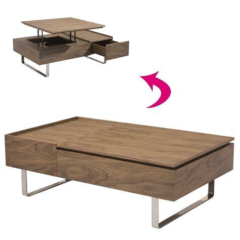 bureau de salon design table basse avec tiroir bureaux prestige