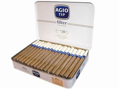 Agio Filter Tip Cigars Tin Cigarillos Tips