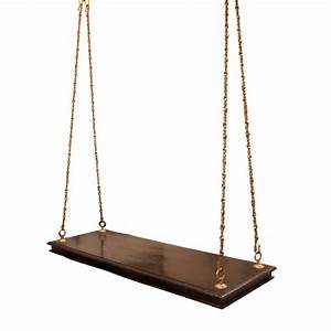 Buy Wooden Swing or Jhula with Chain Madhurya : Madhurya