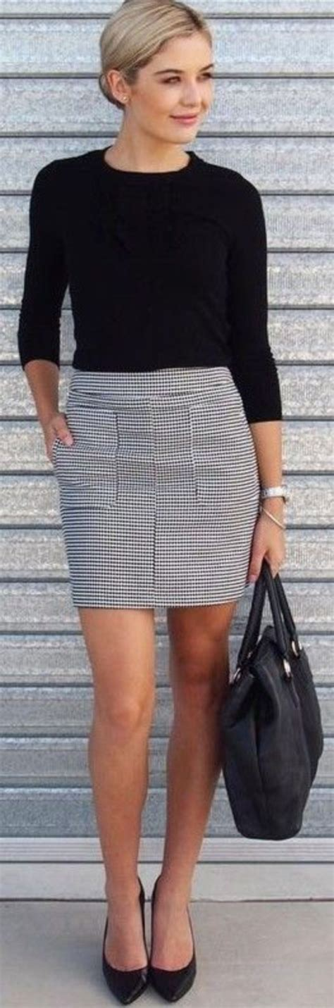 Fashionable work outfits for women 2017 049 - Fashionetter