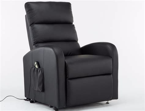 lift power lift recliner bonded leather chair sofamania