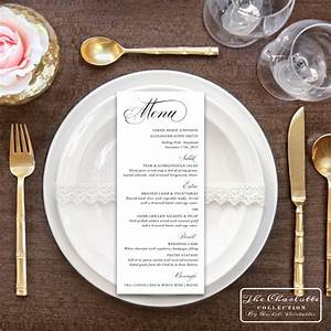 39 menu card templates free sample example format With free printable wedding menu card templates