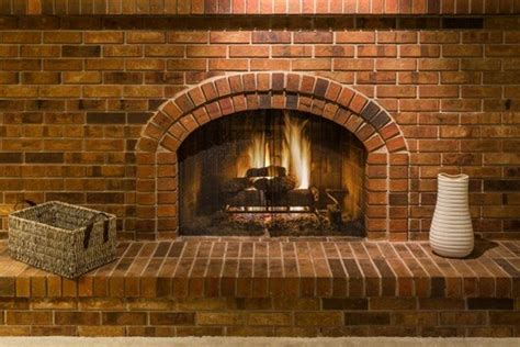 clean  brick fireplace fireplace cleaning