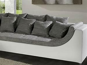Couch Mit Breiter Sitzfläche : eckcouch ~ Bigdaddyawards.com Haus und Dekorationen