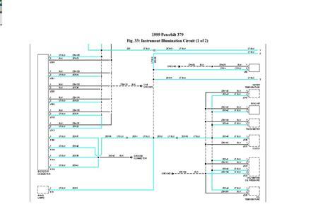 peterbilt 379 wiring diagram volovets info