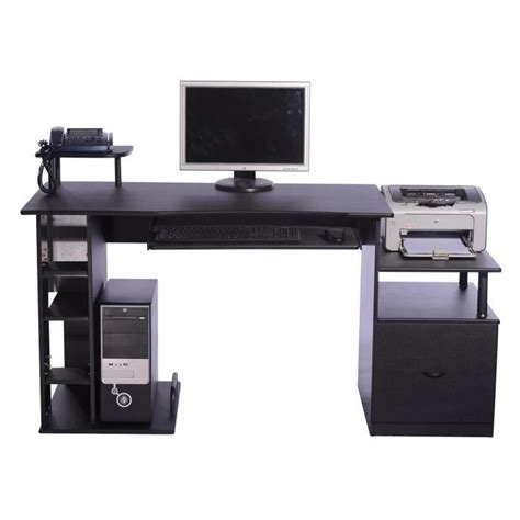 bureau pour ordinateur table meuble pc informatiqu achat