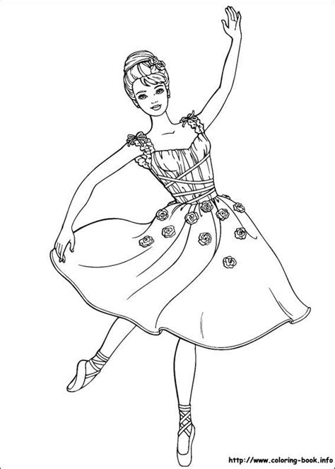 ballerina coloring page dance coloring pages ballerina